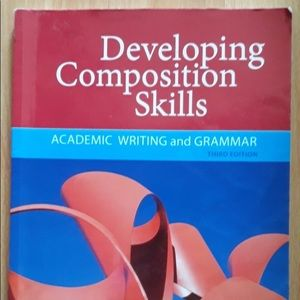 Developing composition skills - 3rd edition